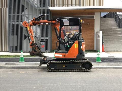 車両系建設機械運転技能者資格取りたいけど、乗れる機械とは?